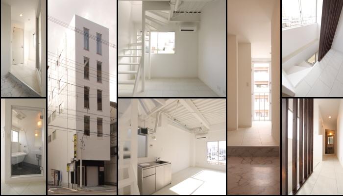 滋賀県のマンション1棟リノベーション